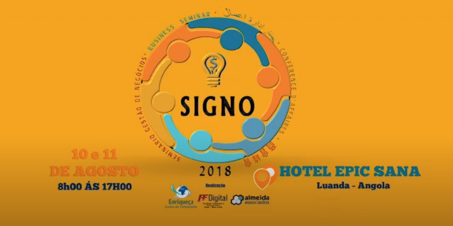 Seminário Internacional em Angola